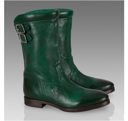 Коллекция женской обуви Paul Smith 2012 — фото 8