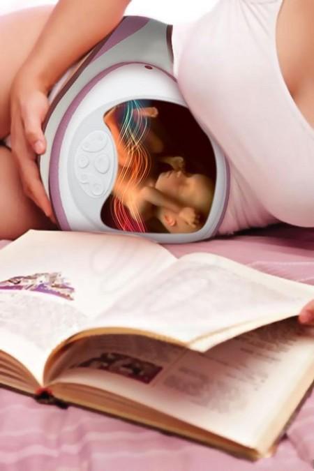 PreVue - концепт-система визуализации еще не рожденного малыша — фото 2