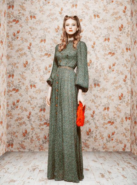 Ретро-осень – коллекция Ульяны Сергеенко — фото 14