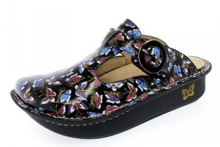 Обувь из Калифорнии – сабо ALEGRIA — фото 3