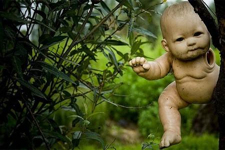 Остров кукол в Мексике – место не для детей — фото 7