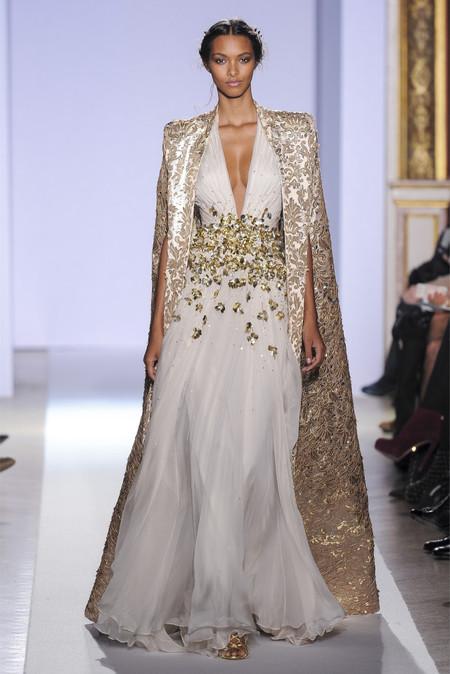 Весенняя коллекция 2013 роскошных платьев Zuhair Murad — фото 21
