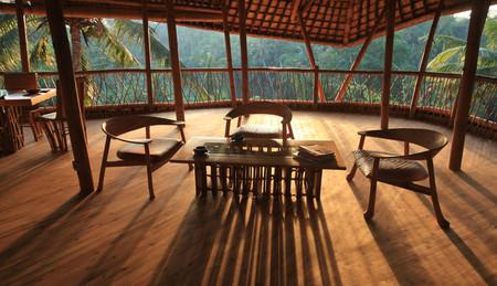 Бамбуковый оазис - Green Village на острове Бали — фото 25