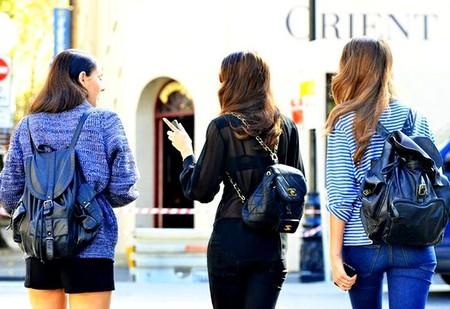 Рюкзаки в городе – выбираем свой и модничаем )) 2013 – год удобных трендов — фото 33