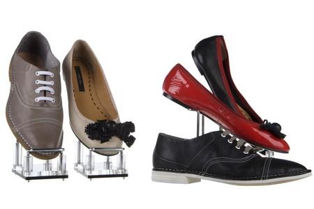 Paolo Conte – творчество русских дизайнеров. Обувь сезона 2012 — фото 32