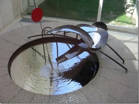 Самые необычные и красивые фонтаны. Но не все ))) — фото 47