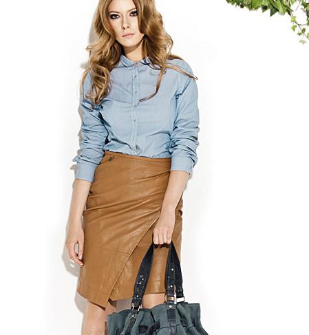 Ochnik – польский «кожаный» бренд. Женская коллекция 2012 — фото 16