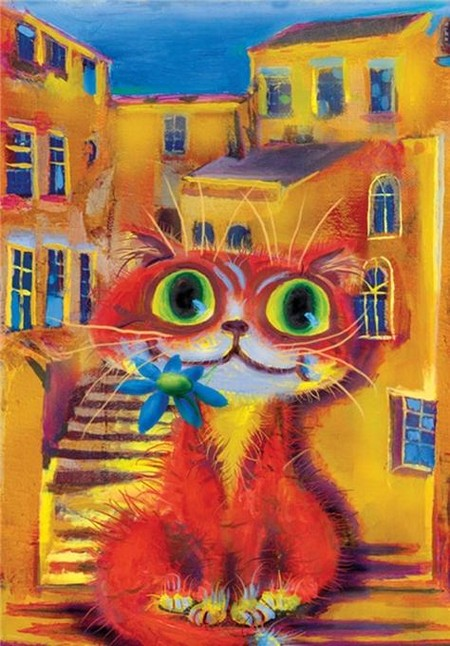 Коты и кошки Бориса Касьянова — фото 33