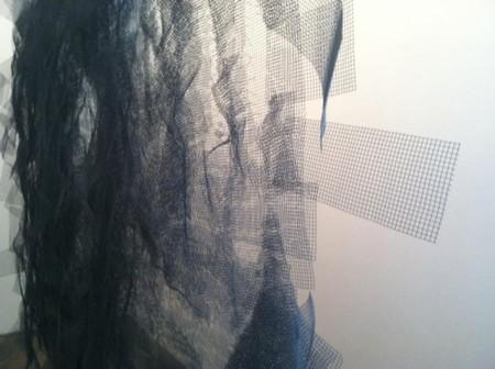 Скульптор, работающий с проволочной сеткой – Сон Мо Парк — фото 3