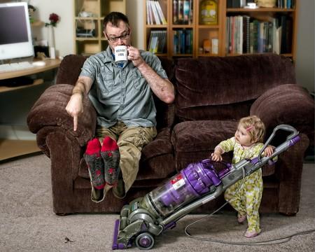 Папа и дочь – истории в картинках. Фото Дэйва Энглдау — фото 21