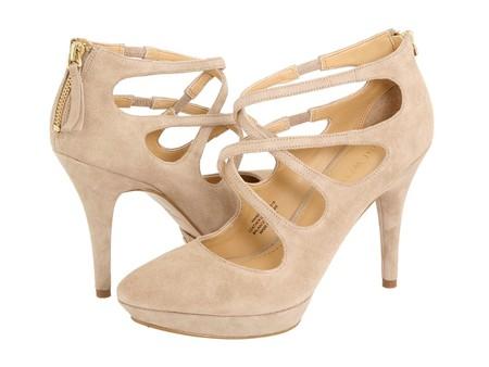 Туфли цвета «нюд» - новая классика! С чем носить, как комбинировать — фото 73