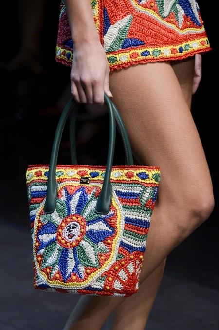 Сицилия от Dolce & Gabbana - женская коллекция весна-лето 2013 — фото 27