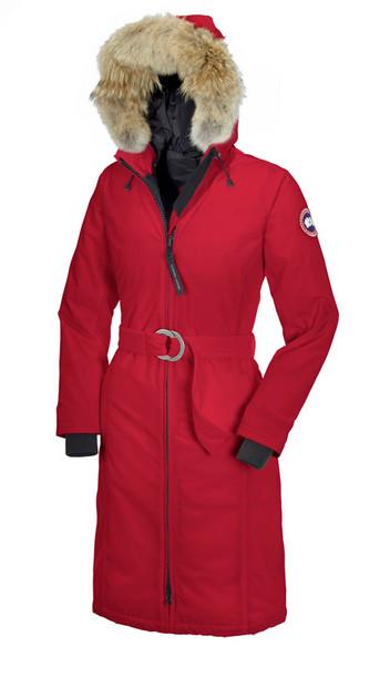Женская коллекция от Canada Goose зима 2013 – самая теплая мода — фото 13