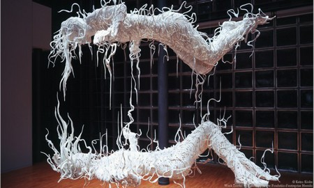 Белая сказка скульптора Мотохико Одани (Motohiko Odani) — фото 1