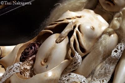 Еще раз о странных куклах – творчество Tari Nakagawa — фото 2
