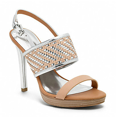 Коллекция обуви от Coach весна-лето 2013 – каблуки, платформа, мокасины, сандалии! — фото 2