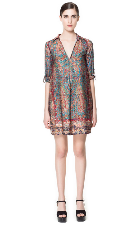 Весна 2013 – что новенького в Zara? — фото 2