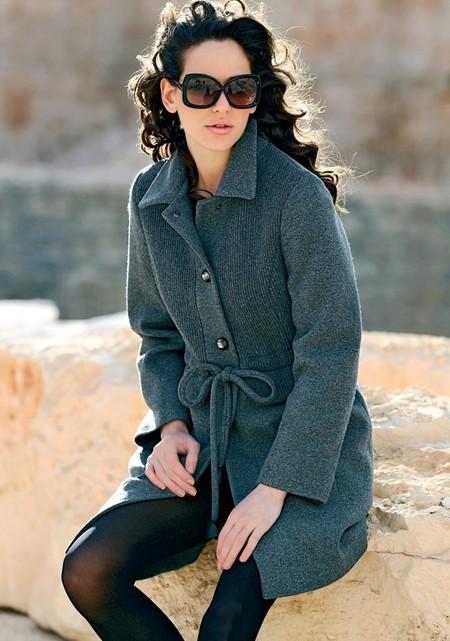 Пальто от Manuela Conti – для уютной и красивой осени — фото 5