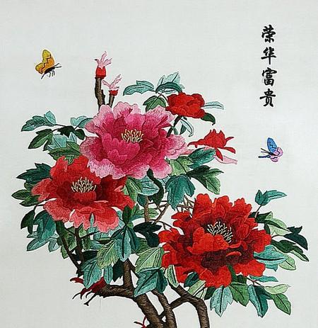 Сучжоуская вышивка – еще один китайский эксклюзив — фото 22