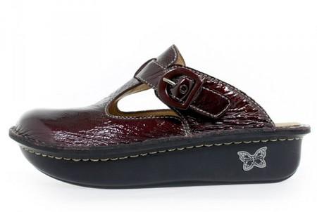 Обувь из Калифорнии – сабо ALEGRIA — фото 4