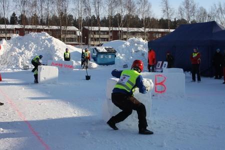 Юкигассен – зимний спорт, со снежками и стратегией! — фото 4