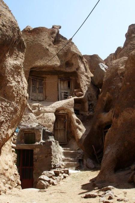 Кандован: странный город – термитник в Иране — фото 10