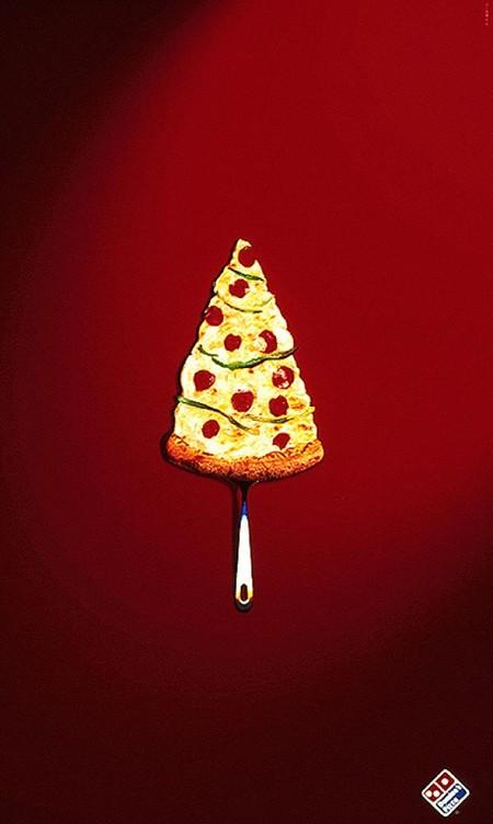 Пицца — елка )