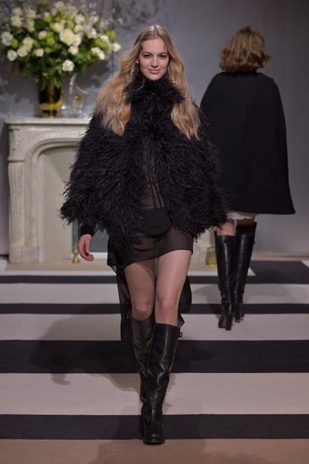 H&M выходит на подиумы – коллекция осень-зима 2013-2014 — фото 30