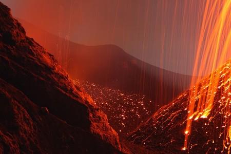 Вулканы – страсть фотографа Martin Rietze — фото 7