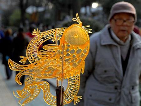 Карамельные рисунки – китайское искусство «танхуа» — фото 15