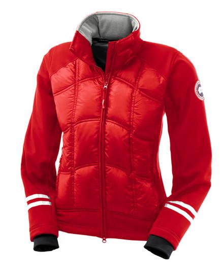 Женская коллекция от Canada Goose зима 2013 – самая теплая мода — фото 32