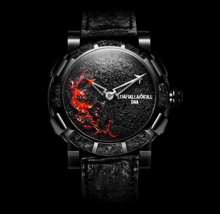 Таких, из черной стали с пеплом вулкана — всего 99 экземпляров