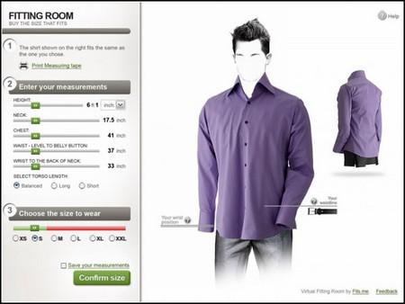 Робот Fitbot поможет примерить одежду в интернет - магазине — фото 3