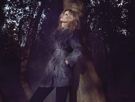 Линия кашемировой одежды от Клаудии Шиффер — фото 21