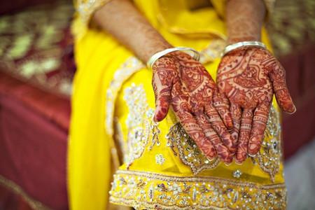 Менди – украшение не только для индийских принцесс — фото 19