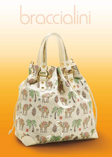Верблюды + лето + пэчворк = сумочки от Braccialini — фото 3