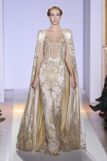 Весенняя коллекция 2013 роскошных платьев Zuhair Murad — фото 22