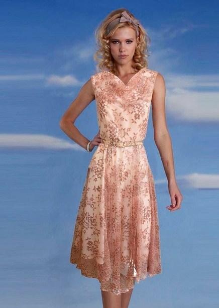 Платья Евы Франко – роскошная нежность и летняя свежесть — фото 25
