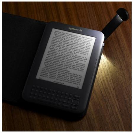 Чехол с подсветкой для читалки Kindle — фото 2