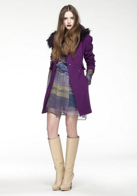 А теперь — пальтишки и теплые куртки
