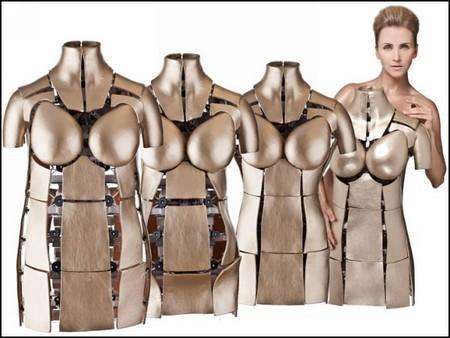 Робот Fitbot поможет примерить одежду в интернет - магазине — фото 1