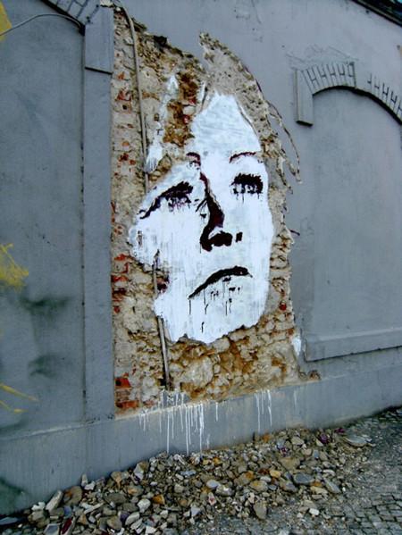 Лица старых зданий – портреты Александра Фарто — фото 13