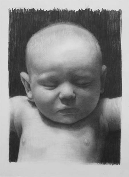 Стена в роли полотна – картины Дэвида Джона Кассана (David Jon Kassan) — фото 18