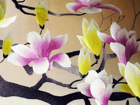 Сучжоуская вышивка – еще один китайский эксклюзив — фото 36