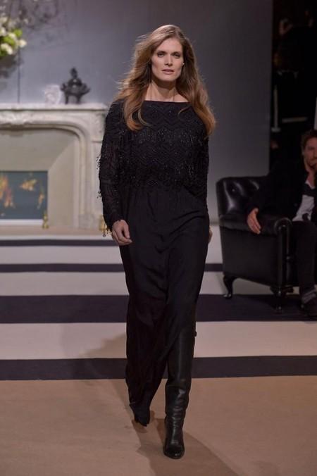 H&M выходит на подиумы – коллекция осень-зима 2013-2014 — фото 31