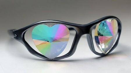 Очки-калейдоскопы от Pam Tietze — фото 5