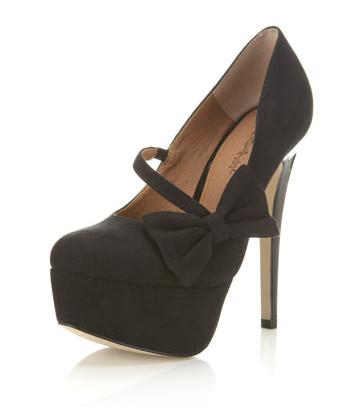 Miss Selfridge - бренд только для модниц! Обувь сезона 2012 — фото 21
