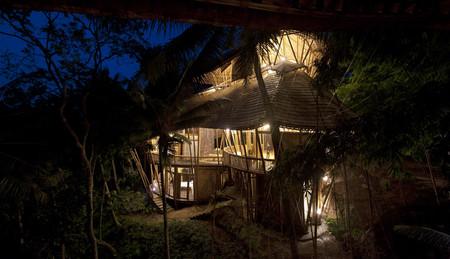 Бамбуковый оазис - Green Village на острове Бали — фото 3