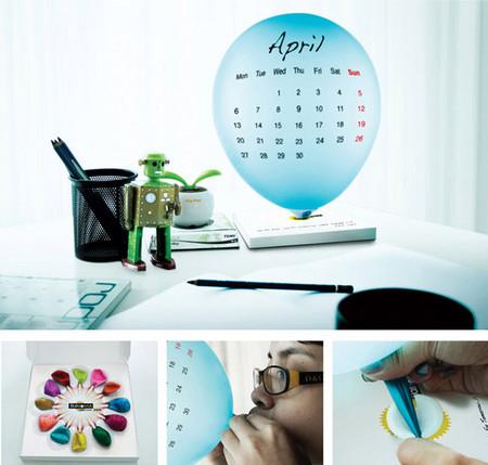 Очень необычные календари - их много, и даже еще больше ) — фото 16