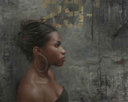 Стена в роли полотна – картины Дэвида Джона Кассана (David Jon Kassan) — фото 11